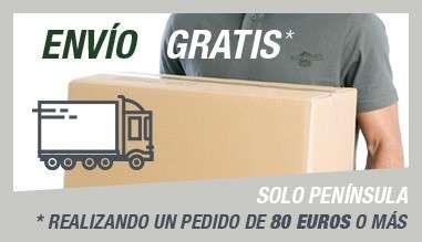 Envío gratis para compras de 80 € o más